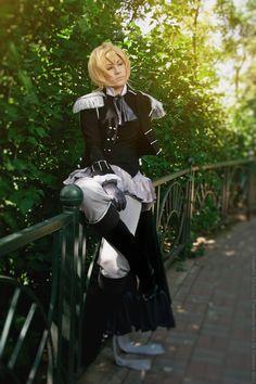 Jack Vessalius_Pandora Hearts by ~Kazuki-Fuchouin on deviantART