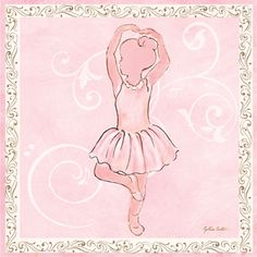 Lil Ballet Dancer IV  Cynthia Coulter