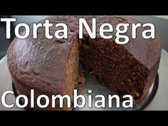 Receta Torta Negra Colombiana | Cómo Hacer Torta Envinada | SyS - YouTube