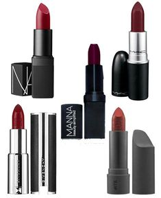 Beauty Basics - Dark Lipcolor Fall 2014