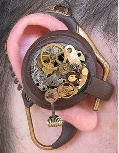 Steampunk Bluetooth