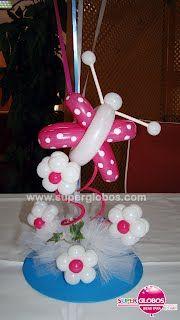 Decoración con Globos para Eventos y Fiestas - Superglobos, ideas para decorar