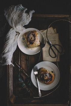Orange Blossom Honey Buns || TermiNatetor Kitchen - Nathaniel Crawford