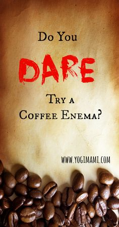 Coffee enemas have many health benefits including fatigue, irritability, stomach issues and even skin disorders. Aids in detoxifying and hydrating the body.