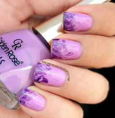 98 Best Dry Marble Nails Images On Pinterest Manicure Beauty And