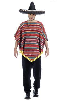 Traje de mejicano tradicional para hombre | Comprar