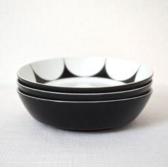 Vintage Ben Seibel Mikasa Pivotal Thistle Soup by MidModMomStore