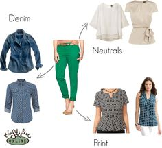 """""""Green pant outfit ideas"""" by thestylistonline on Polyvore"""