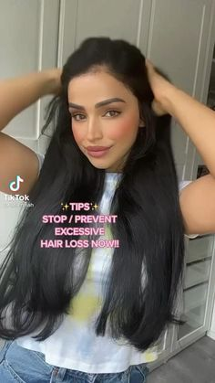 Tips to Stop/Prevent Excessive Hair Loss! 💇🏽♀️