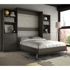 Cheap Cyme Tech Inc. Stellar Home Furniture Full Wall Bed Black Product details Includes hardware Made of laminate Stainless steel handle Cyme Tech Inc. Stellar Home Furniture Full Wall Bed Black Cama Full, Cama Murphy, Bedroom Furniture, Home Furniture, Furniture Outlet, Online Furniture, Furniture Buyers, Furniture Shopping, Wooden Furniture