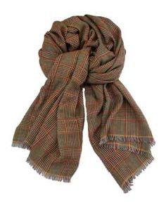 No NY Fall is complete without the perfect scarf. This one's Loro Piana, you can find it in the Men's Store.