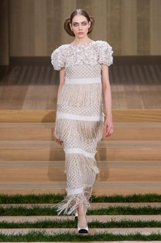 Mariage : quand les robes haute couture nous inspirent -...