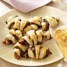 Rugelach, one of my favorite Jewish cookie recipes!
