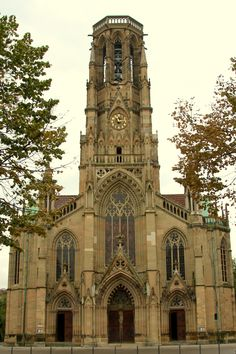 #Stuttgart #Germany #church