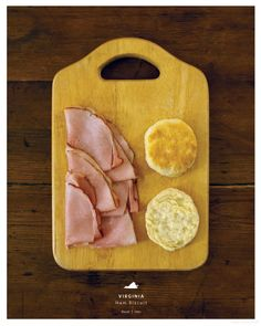Virginia - Stately Sandwiches (by Kelly Pratt)  So which one is YOUR favorite? . http://www.statelysandwiches.com/How-does-this-work
