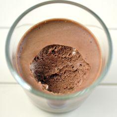 Mousse chocolat au lait légère