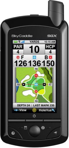 Save $ 150.95 order now SkyCaddie SGX Golf GPS at GPS Tracking Devices store. Da