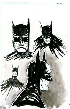 Jeff Lemire - Batman