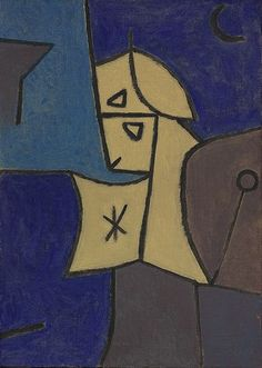 Paul Klee. ENGEL - Hamburger Kunsthalle