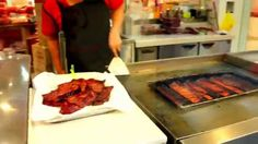 Chinese BBQ Bacon Pork in Singapore of Asia - WATCH VIDEO HERE -> http://singaporeonlinetop.info/food/chinese-bbq-bacon-pork-in-singapore-of-asia/    Free video about Chinese bacon. This free video was created for you by  and can be used for free under the creative commons license with the attribution of epSos.de as the original author of this Chinese bacon video. Thank you for supporting the creative commons movement !! The bakkwa or...