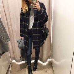 🌸🌸 le retour des beaux jours, j'en profite pour ressortir mon petit manteau // #fashion #ootd #outfit #dailylook #outfitpost #outfitoftheday #fashiongram