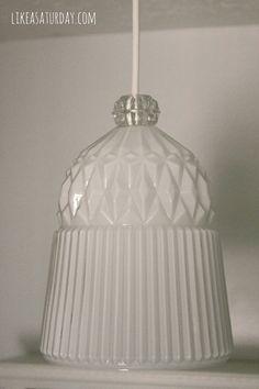 Ikea Vintage Inspired Pendant Lighting