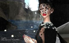 LuceMia - Miss Metaverse France 2014