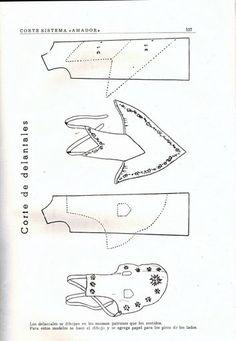 modelagem_1 - costurar com amigas - Picasa Web Albums Vintage Dress Patterns, Vintage Dresses, Sewing Patterns, Sewing Aprons, Sewing Clothes, Pattern Drafting, Vintage Crafts, Pattern Making, Craft Projects