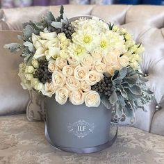 In the Dusty mood  {Tap on the image for more details !} #JadoreLesFleurs #JLF