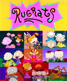 1.As a child my favorite activity was watching Rugrats and making the dolls of them my friends and do all the adventures from the shows and movies outside or in my room.