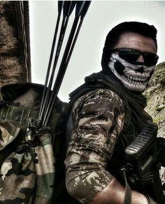 Turkey Soldier