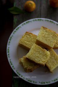 HESTI'S KITCHEN : yummy for your tummy: Calamansi Cake (Cake Lemon Cui)