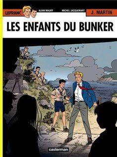 Lefranc, Tome 22 : Les enfants du bunker de Alain Maury https://www.amazon.fr/dp/2203017325/ref=cm_sw_r_pi_dp_x_mwvoybX2N3X4V   Bandes dessinées   Pinterest