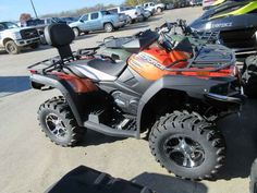 New 2015 Cfmoto CFORCE 500 ATVs For Sale in Texas. 2015 CFMoto CFORCE 500, 2015 CFMoto CFORCE 500 PROOF. SAVING MONEY CAN BE EXHILARATING. You just can t get more ATV for the money. The CFORCE 500 is a solid performer with a proven 493cc single cylinder, 4 valve, 4 stroke engine. The 2500 lb. winch is standard. It is all heart. Ride with confidence and control with great suspension, brakes and full 4-wheel drive lockup when you need it. This is one fantastic ATV. So why not buy two? Standard…