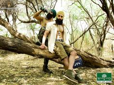 Turbanista cardinal virtues comprise of four principles i.e Fitness, Fidelity, Fortitude and Fashion.  Models: Tejinder Singh (Prince Bhatia) & Preetinder Singh Theme: Turbanista's Fitness Wardrobe: Woodland  www.sikhvogue.com  www.facebook.com/SikhVogue   #PrinceBhaitia #Shredded #Singh #turbanista #fitness #SikhVogue #fashion #magazine #Woodland #RohitAttriPhotography #Sikh #turban #beard #singh #style #class #fashion #vogue #trend #photography