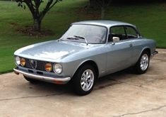 This 1972 Alfa Romeo GTV 2000 is a mechanically sorted example that is equipped…