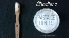 Receta casera de pasta de dientes, alternativa a la tradicional.
