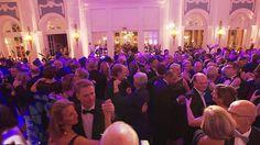 Rauschendes Fest: Prominenz aus Politik und Medien feiert beim Presseball im Hotel Atlantic