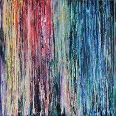 Tears in Rainbow (2010) by Miriam van den Beuken (1963)