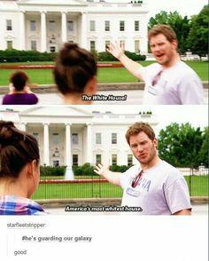 America's most whitest house hahaha