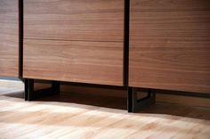 DOUBLE detail:: Alexopoulos & Co :: Credenza, Buffet, Innovation, Divider, Cabinet, Detail, Storage, Room, Furniture