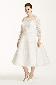 8ac2953f5a5 Plus Size Wedding Dresses  amp  Bridal Gowns