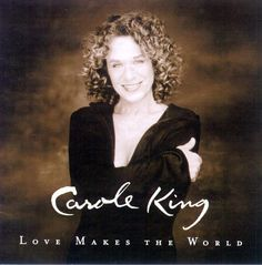 One of the standard descriptions of a musical artist today is Singer-Songwriter. If Carole King didnt create that category, she could have.  As a songwriter, she and her then husband and writing partner Gerry Goffin wrote these great songs of the 1960s: Will You Still L