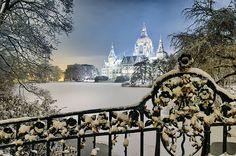 Winter in Germany by miabid on Flickr.