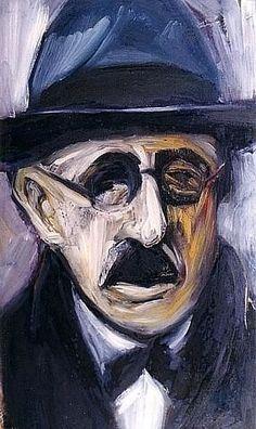 Fernando Pessoa (Enrique Carceller Alcón)
