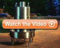 Orion Cooker Video - LOVE my orion.  20 lb. turkey in 2 hours, 6 racks of ribs in just over 1 hour, much, much more!