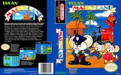 Mappy, Mappi, Mappyland, Mappy Land, 8bit, 8 Bit, Nintendo, NES, 8bit NES, 8 bit NES, 8bit Nintendo, 8 bit Nintendo, Famicom, Retro Game, Retro, 80s, 80s Nintendo, 1980, 1980 Nintendo, 1986 Nintendo, 1986 Nintendo, 1986 Nintendo Game, 1986 Nintendo Games, Mice, Mouse, Play as Mice, Play as Mouse, Animals, Cute, Kawaii, Oldschool, Retro, Adorable, Charming, Game like Mario, Games like Mario, Game like Sonic, Games like Sonic, Platform, Platformer, Platform Game, Console Game, Console…