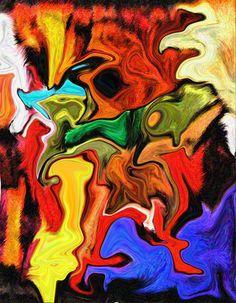abstrakt ekspresjonisme - Google-søk