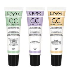 Color Correcting Cream Green works best for reducing redness