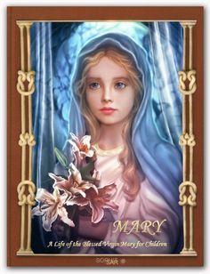 MARY by *mari-na on deviantART